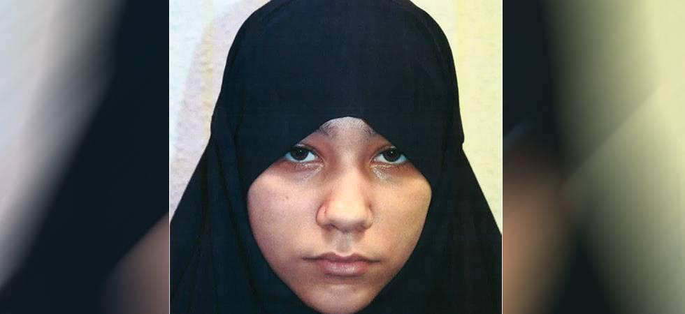 UK's youngest ISIS female terrorist plotter jailed for life (Photo- Twitter/@metpoliceuk)