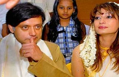 Shashi Tharoor opens up on Sunanda Pushkar' death, shares heartache of losing wife