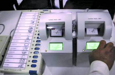 Paper trail machines don't click pictures: Election Commission to voters