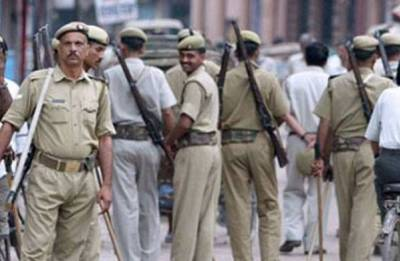 Four persons were detained after an alleged incident of cow slaughter