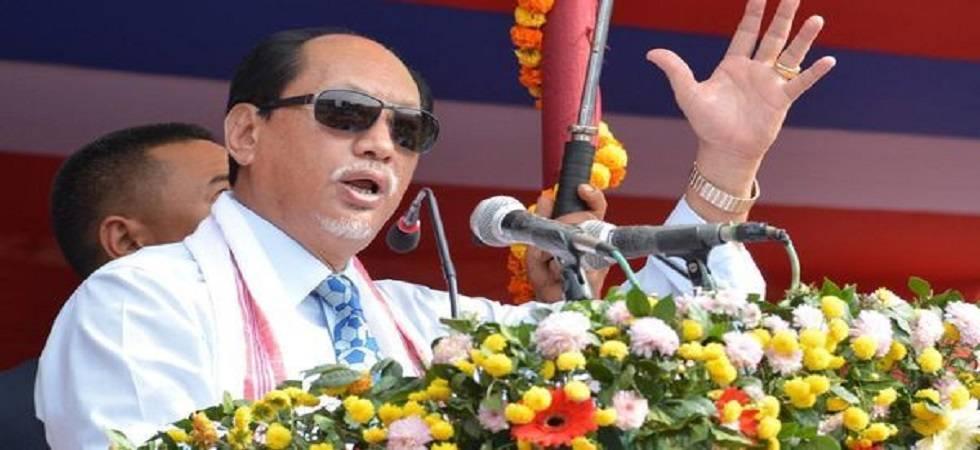 Nagaland Chief Minister Neiphiu Rio hits out at Shashi Tharoor's outlandish headgear remark (Photo: PTI)