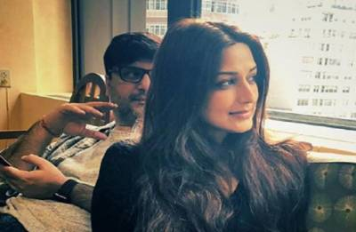 Sonali Bendre's bald look on Friendship Day will melt your heart