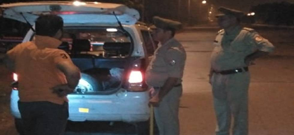Independence Day: Noida police steps up vigil at public places, might deploy drones for surveillance (Photo: Twitter)