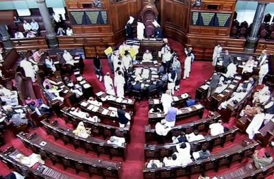 Opposition parties hold meeting to select candidates for Rajya Sabha Deputy Chairman post