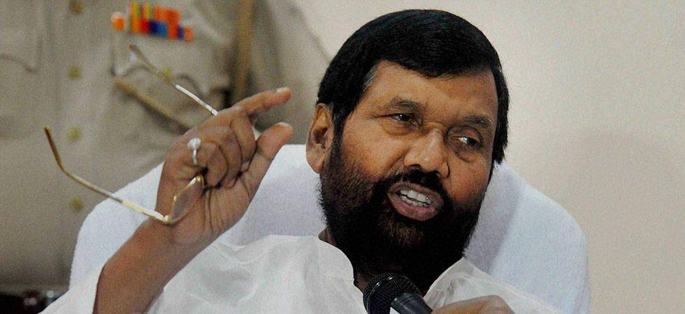 Parliament Monsoon Session: Paswan urges members to pass consumer bill (File photo: PTI)