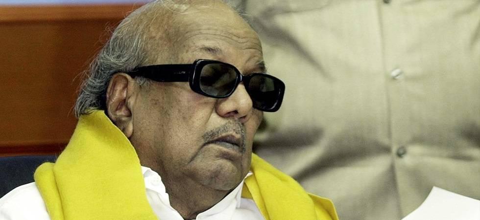 M Karunanidhi LIVE Updates | DMK chief passes away (Photo Source: PTI)