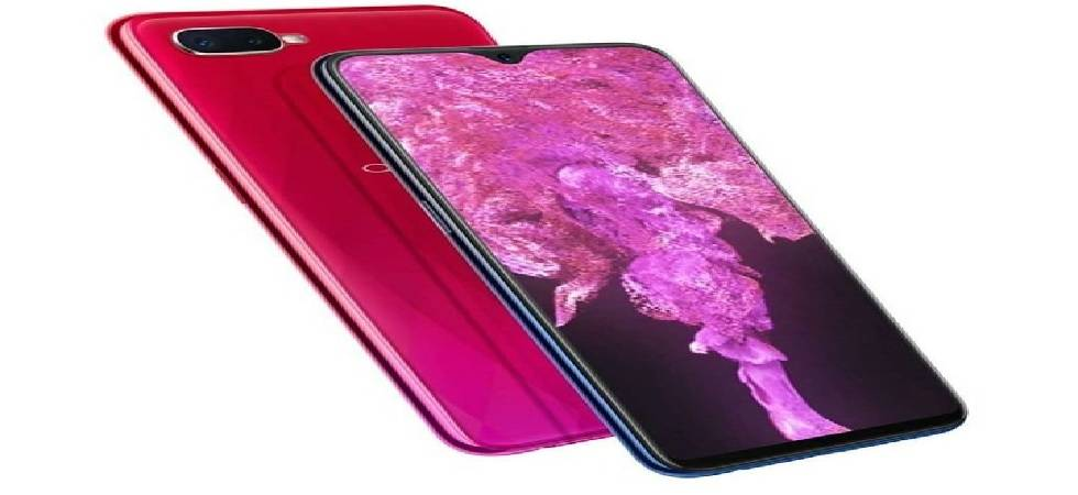 Oppo F9 Pro specs leaked online; know its key features and price (Image source: Twitter)
