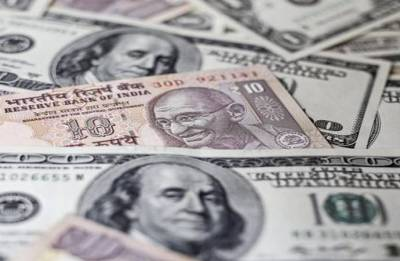 FBIL sets rupee reference rate at 68.80 against dollar