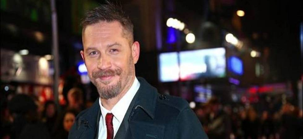 Tom Hardy is the guy to play Venom, says Topher Grace (File photo)