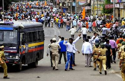 Maratha groups call for Maharashtra bandh tomorrow, exclude Navi Mumbai