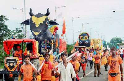 Delhi traffic worsens due to Kanwariya Yatra; delays the Delhi Assembly proceedings