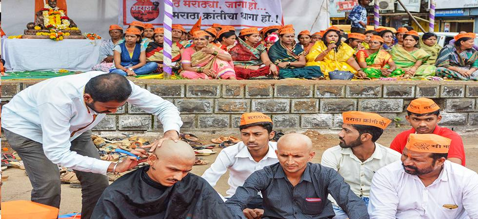 Maratha quota leaders to hold statewide protests on August 9 (Photo: PTI)