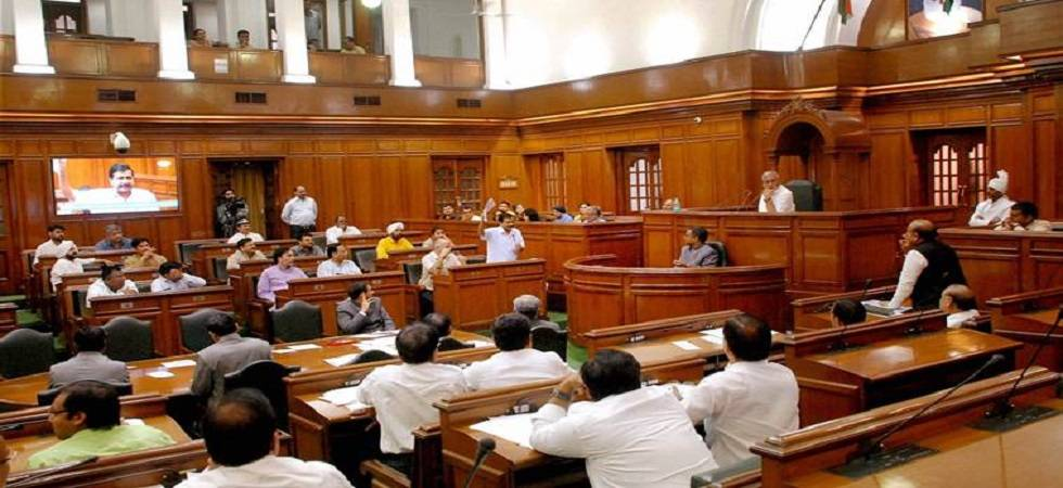 High drama in Delhi Assembly as BJP demands NRC-like exercise (File Photo- PTI)