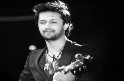 Atif Aslam faces backlash for singing Indian song at Pak Independence Day parade
