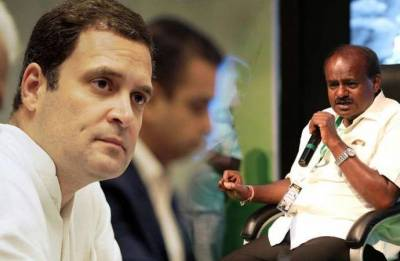 Going separate ways not to affect Congress-JDS alliance for 2019 general elections
