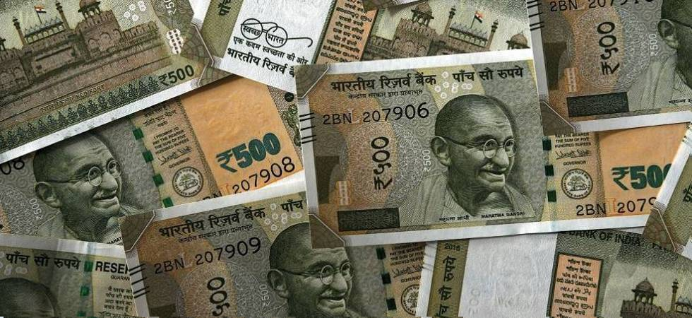 FBIL sets rupee reference rate at 68.9538 against dollar (file photo)