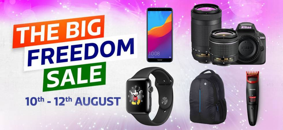 Flipkart's Freedom Sale: Know exciting deals, amazing discounts on items (newsnation.in)