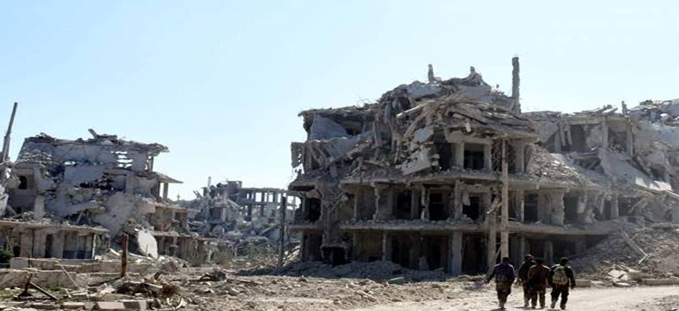 Syria recorded 68,000 deaths in 2017, says registry chief Ahmad Raha (File Photo)