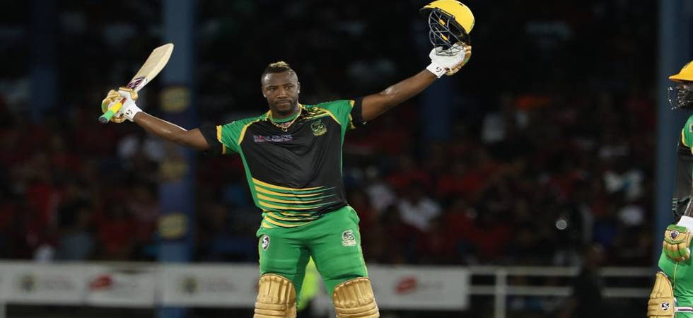Andre Russell takes hat-trick, scores fastest ton in CPL (Photo: CPL Twitter)