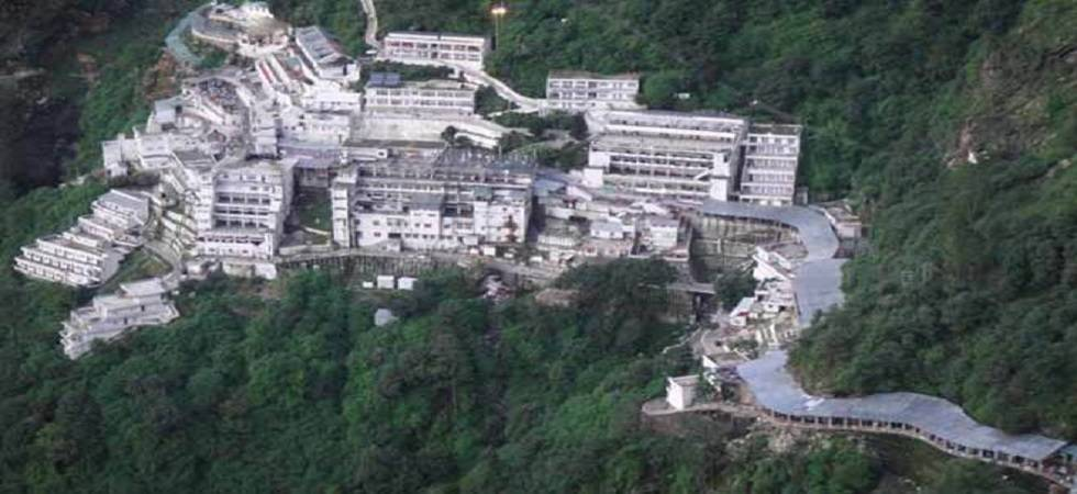 Vaishno Devi pilgrim commits suicide in Jammu and Kashmir's Reasi: police (File Photo)