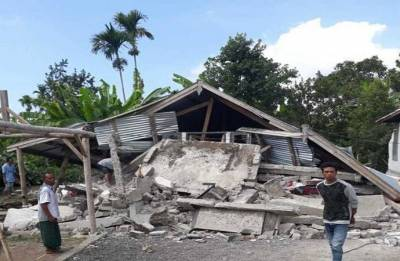 Lombok quake sends shudders through tourist industry