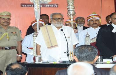 Justice Jhaveri takes charge as Chief Justice of Odisha High Court