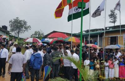 Modi hands over new houses to estate workers in Sri Lanka; direct air link between the countries in pipeline