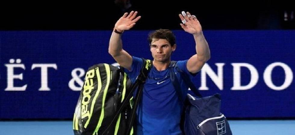 Rafael Nadal beats Karen Khachanov ( Photo: Twitter/ @EeYuva )