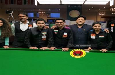 Shandilya, Rupesh lead strong field: CCI Billiards Classic