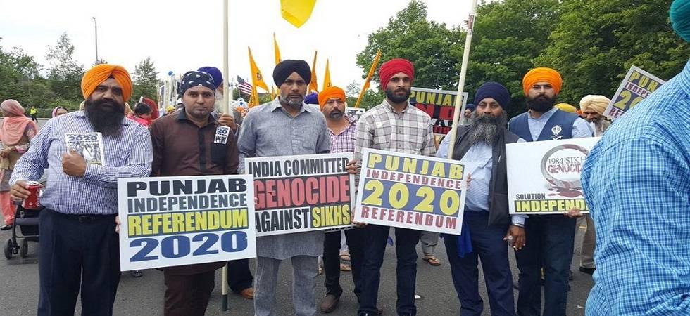 Referendum 2020: 'ISI funded' Pro-Khalistan rally, says SAD leader (File Photo)