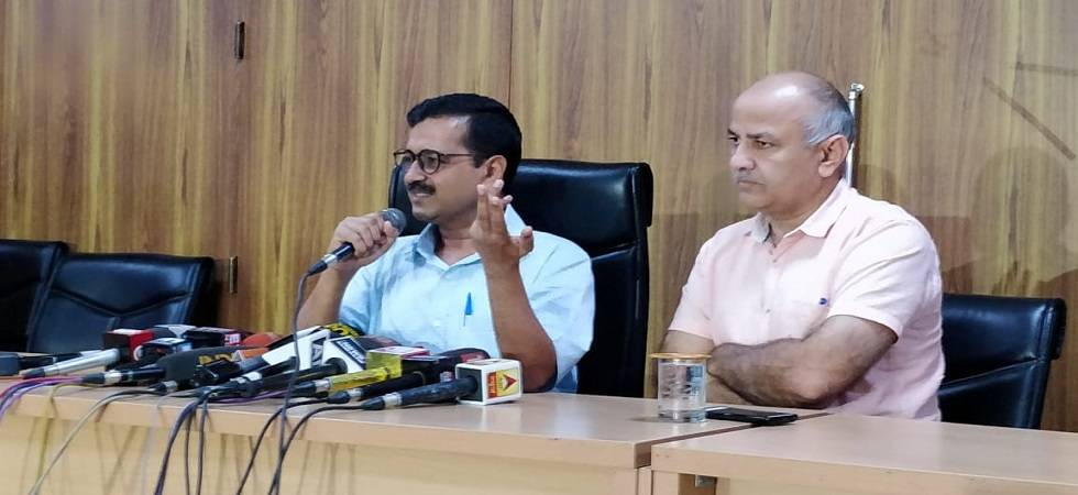 Arvind Kejriwal, Manish Sisodia charged for alleged assault on Chief Secretary Anshu Prakash (Photo: Twitter)