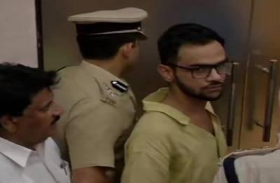 JNU student Umar Khalid attacked in Delhi, culprit will be arrested soon, says Delhi Police
