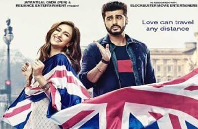 Namaste England first poster: Love between Parineeti Chopra-Arjun Kapoor can travel any distance