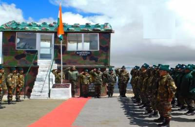 PLA joins Indian Army to celebrate Independence Day in Sikkim