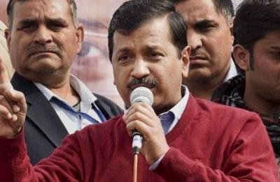 Kejriwal laments lack of development in India