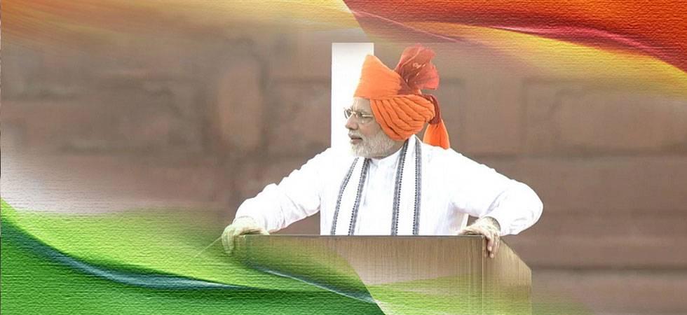 PM Narendra Modi Independence Day speech 2018: 10 points