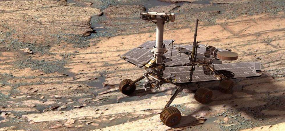 NASA's Opportunity Rover remains unreachable as Dust storm continue to encircle Mars (Photo: Twitter)