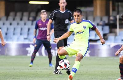 Bengaluru FC lose 3-0 to Barcelona B, end 2018 tour of Spain