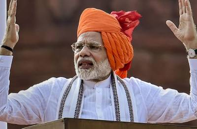PM Modi's I-Day speech rings loud and clear sincerity of his purpose
