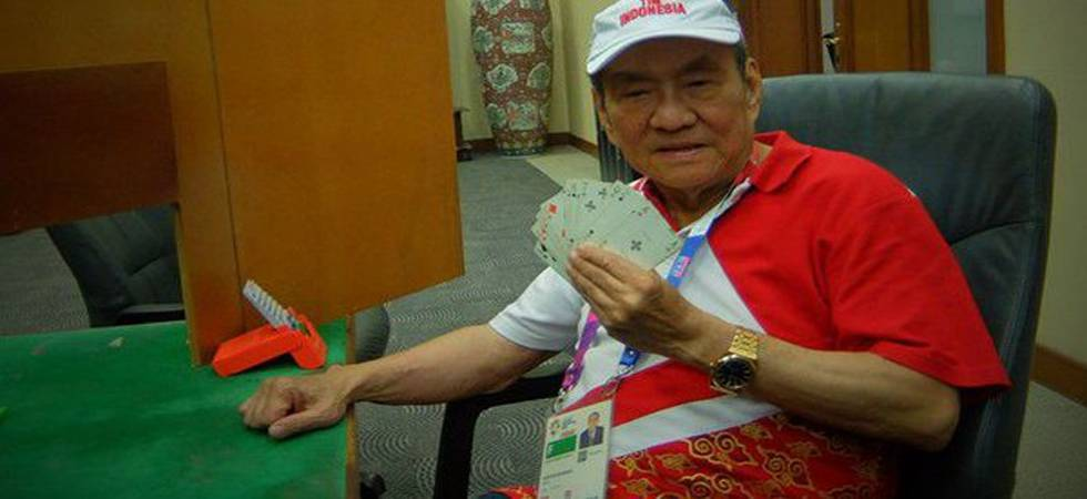 Asian Games 2018: Indonesia's richest man Michael Bambang Hartono to participate at 78 (Photo: Twitter)