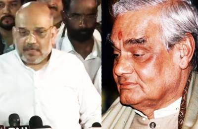 Atal Bihari Vajpayee Death: Amit Shah gives fitting tribute to Bharat Ratna awardee