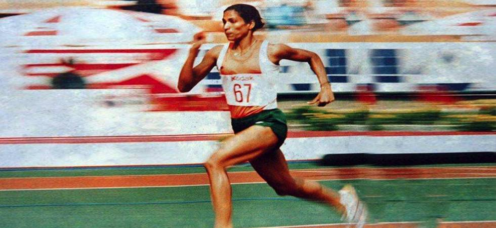 Forced to eat rice porridge without any nutrition supplement at 1984 Olympics, says 'Payyoli Express' PT Usha (Photo: Twitter)