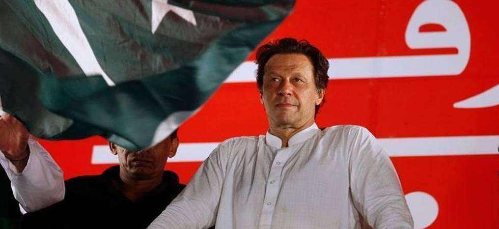 PTI Chief Imran Khan elected new prime minister of Pakistan (File photo)