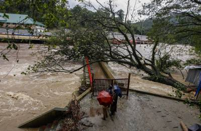 Kerala Floods in Pictures: When nature releases its fury