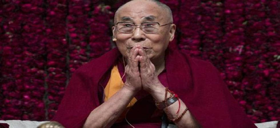 Dalai Lama condoles Vajpayee's demise, says India lost 'eminent national leader' (File photo)
