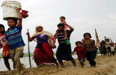 US sanctions Myanmar military commanders over Rohingya 'ethnic cleansing'