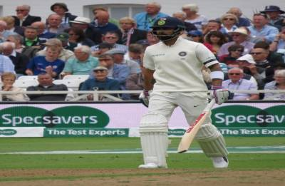 Indian players wear black armbands as mark of respect to Vajpayee, Wadekar