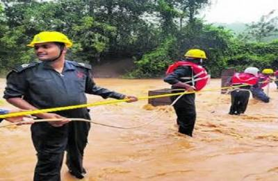 Karnataka government steps up relief, rescue operations in rain-hit Kodagu