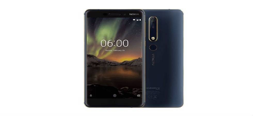 Nokia 6.1 price cut by Rs 1,500 in India: know all about it (Image: Twitter)