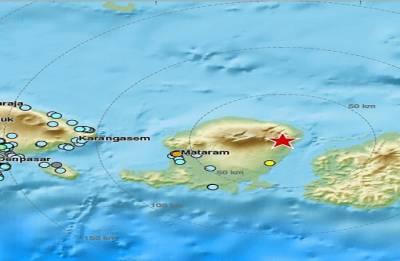 Fresh 6.9-magnitude earthquake hits Indonesia's Lombok: USGS